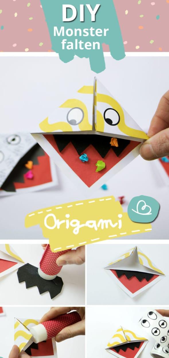 Origami falten Pinterest