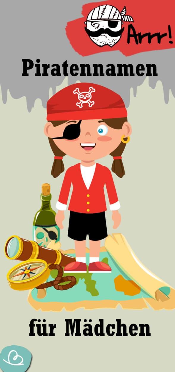 Pinterest Piratennamen Mädchen