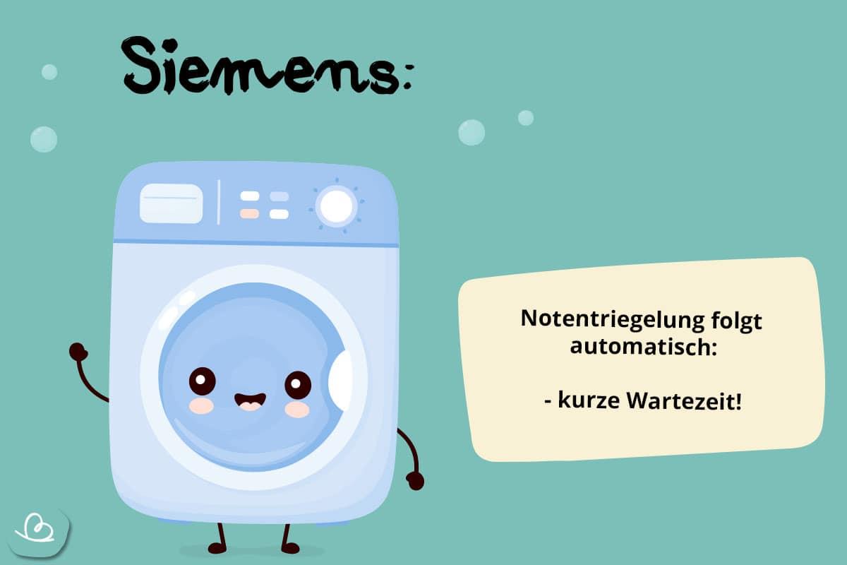Notöffnung Siemens