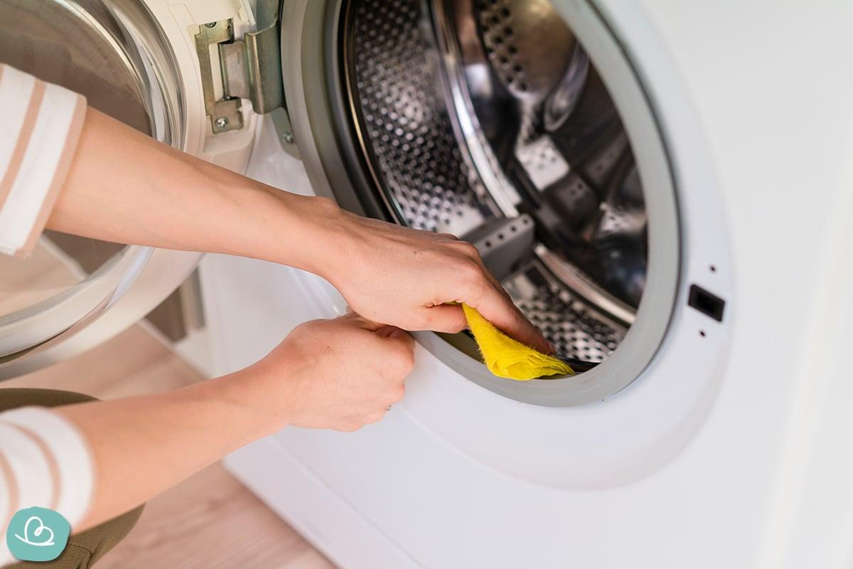 Wäschetrommel reinigen