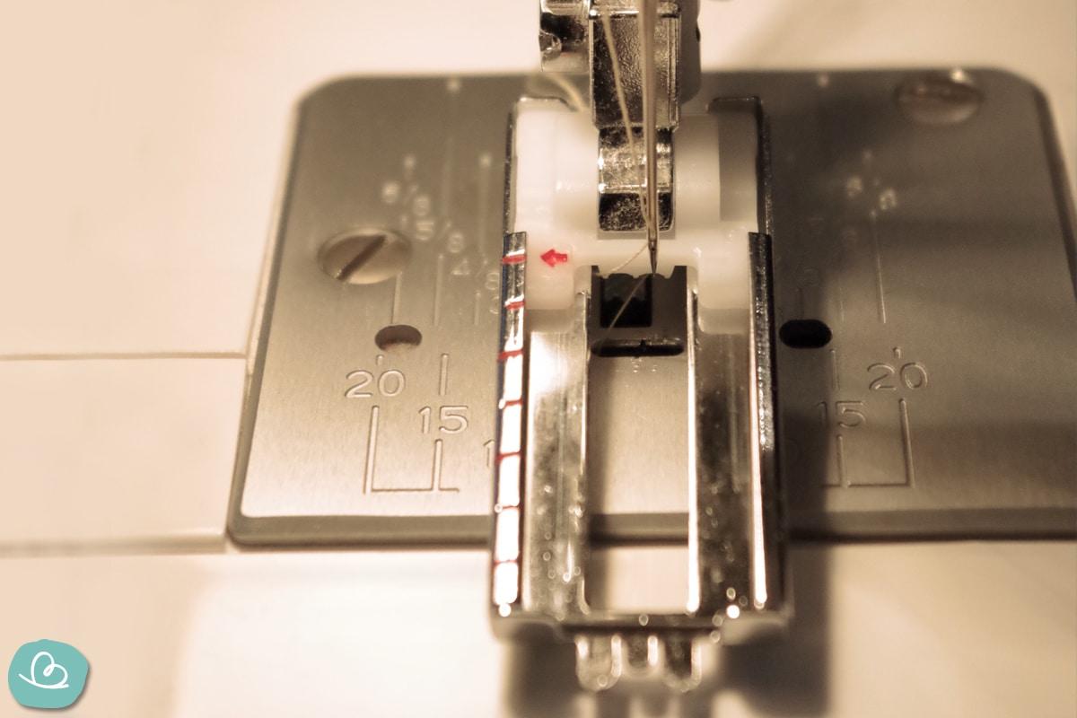 Knopfloch Aufsatz Nähmaschine