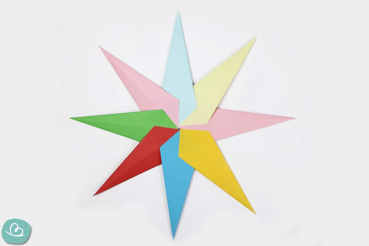 Origami Stern