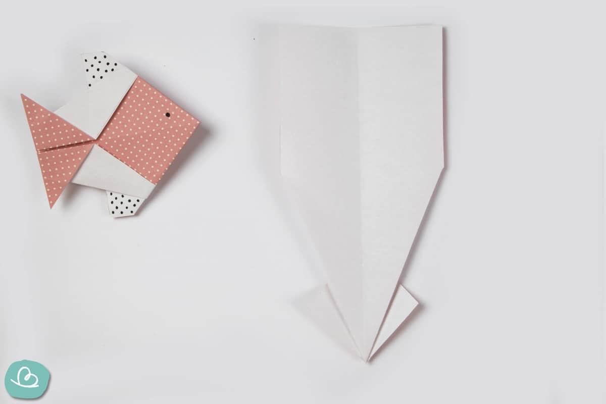 Anleitung Papier falten