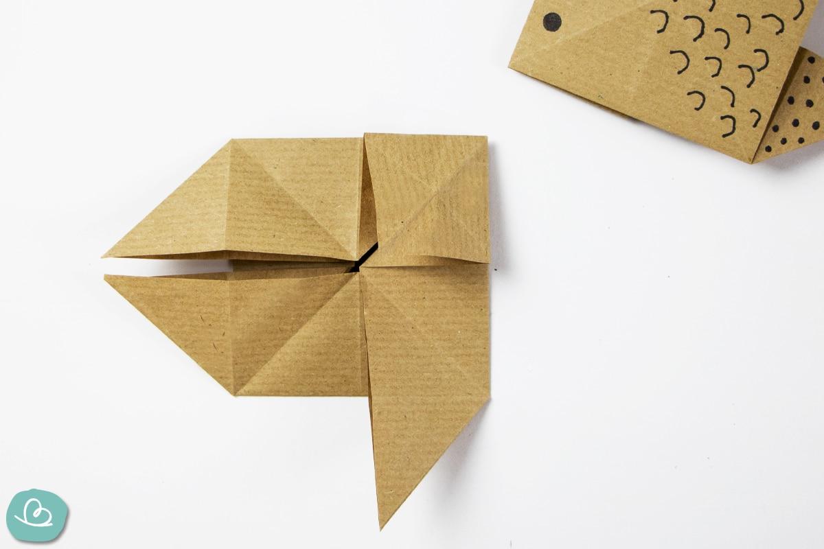 papier Faltung Anleitung