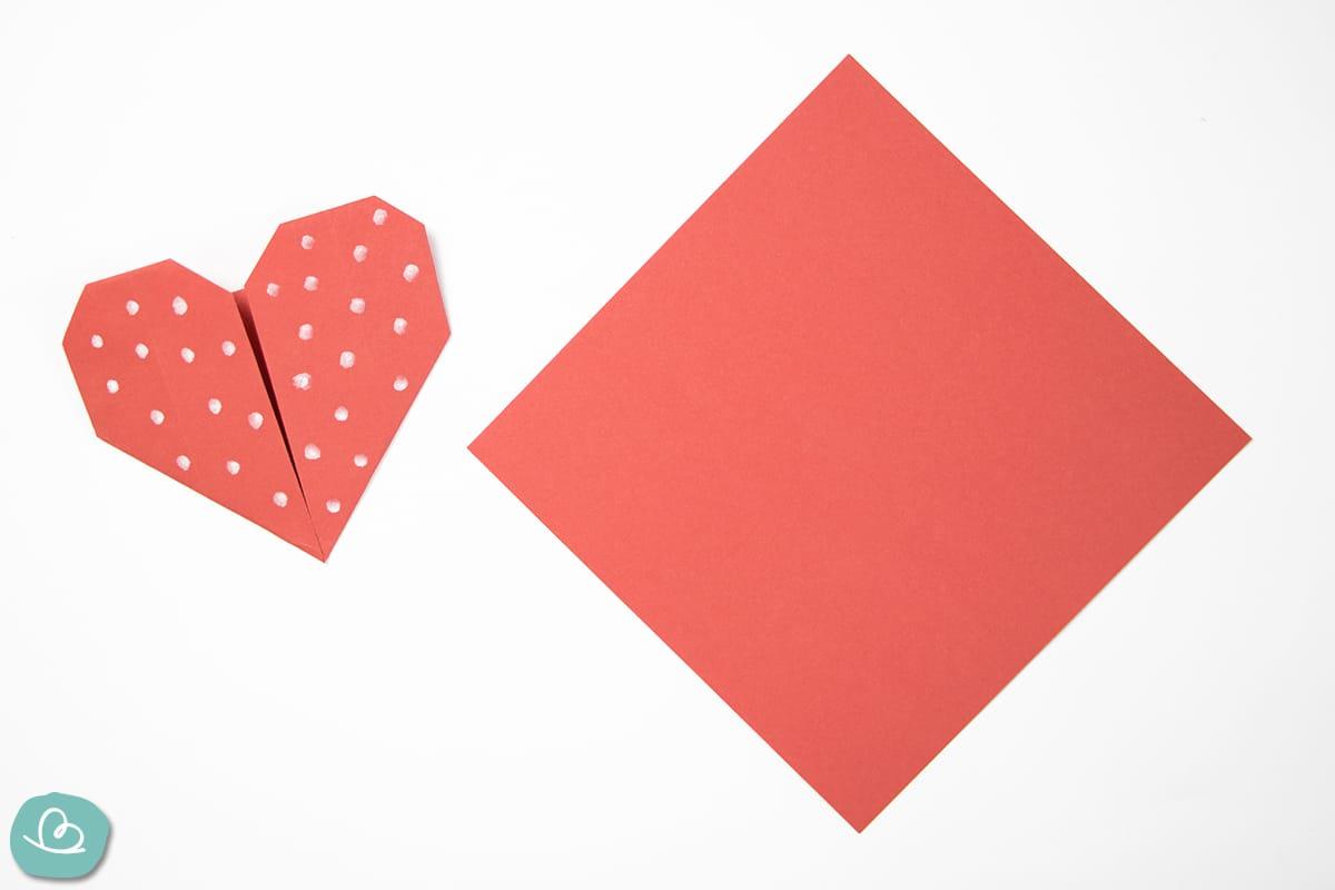 Origamipapier 15cm x 15cm