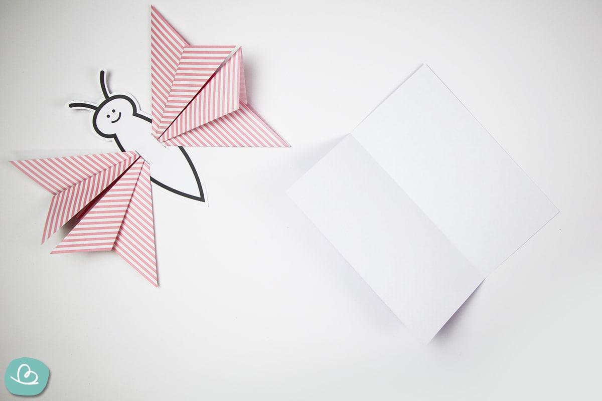 Faltung im Papier