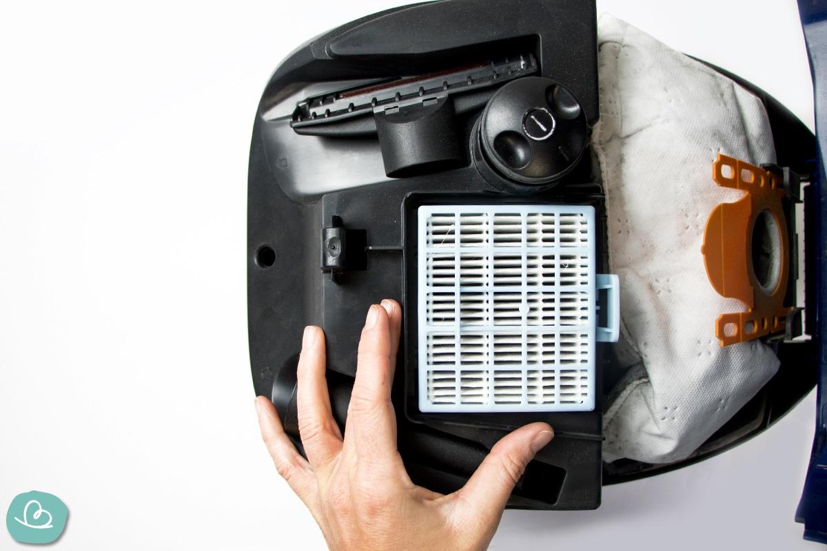 Staubsauger mit HEpa-Filter