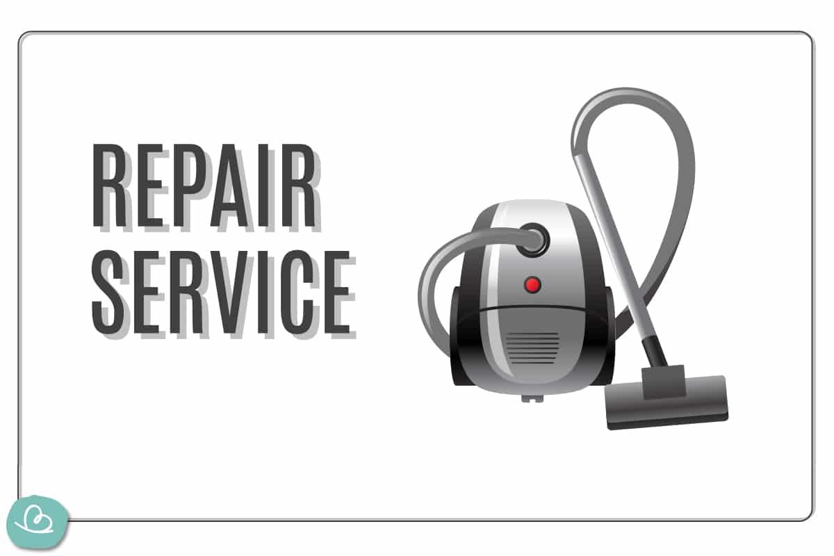 Reperatur Service für Staubsauger