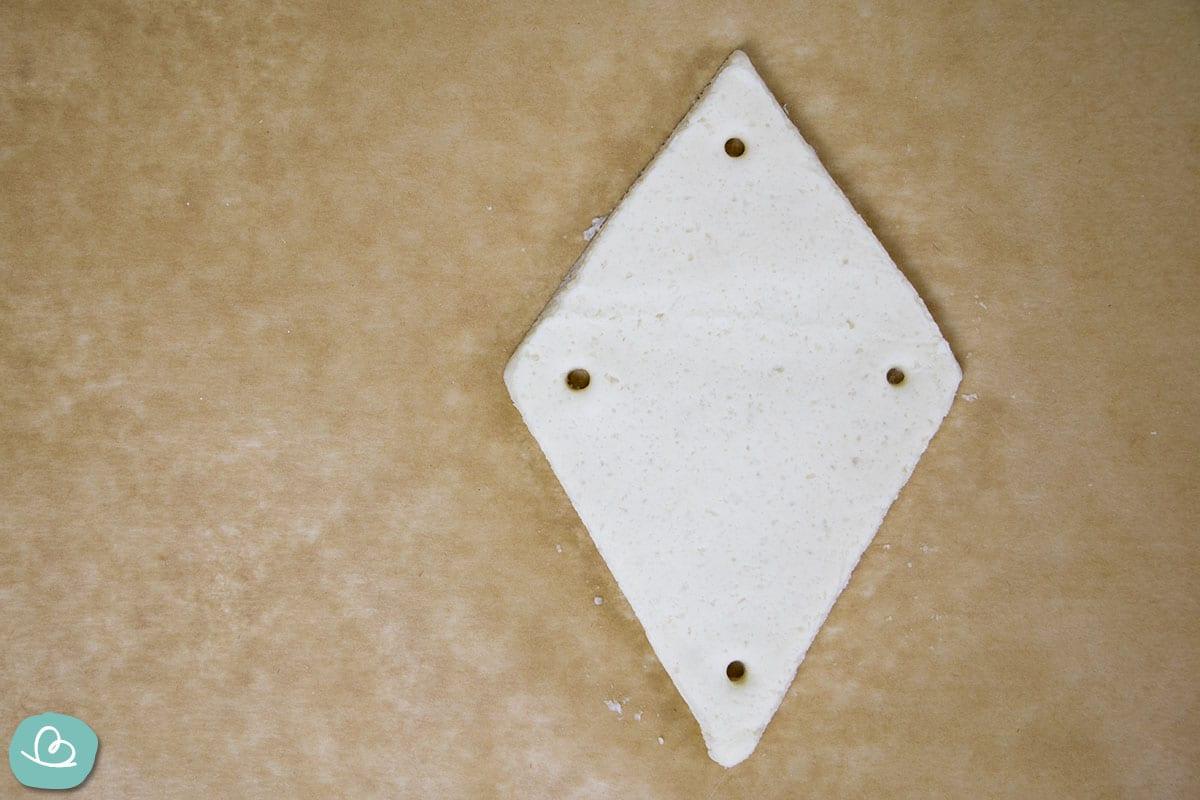 Salzteigform