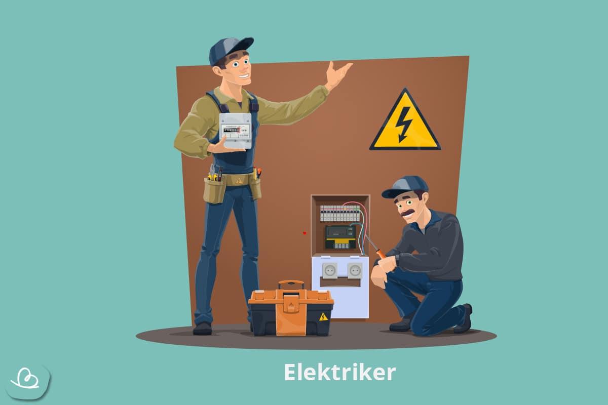 Elektriker-Profi beauftragen
