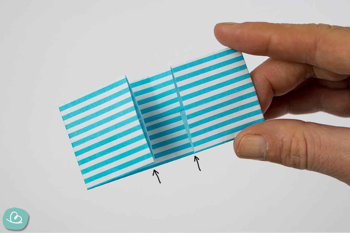 Bucheinband aus Papier