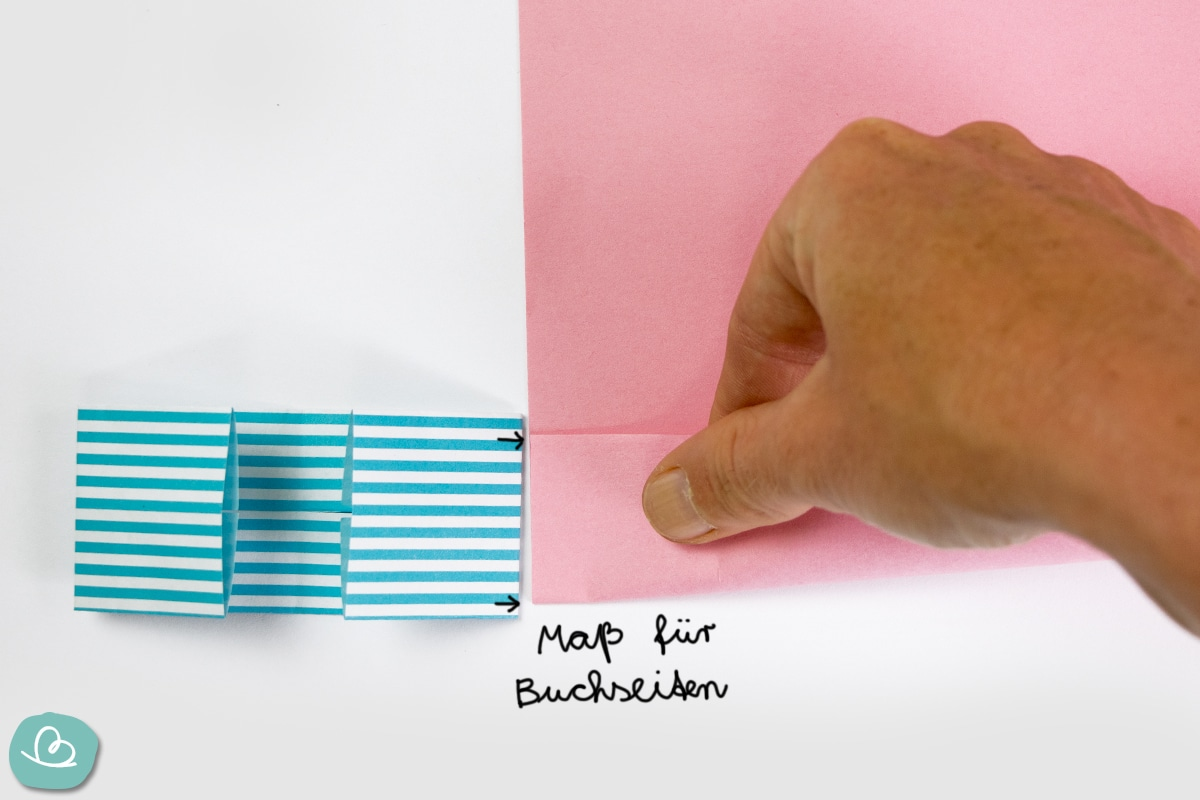 Papier abmessen