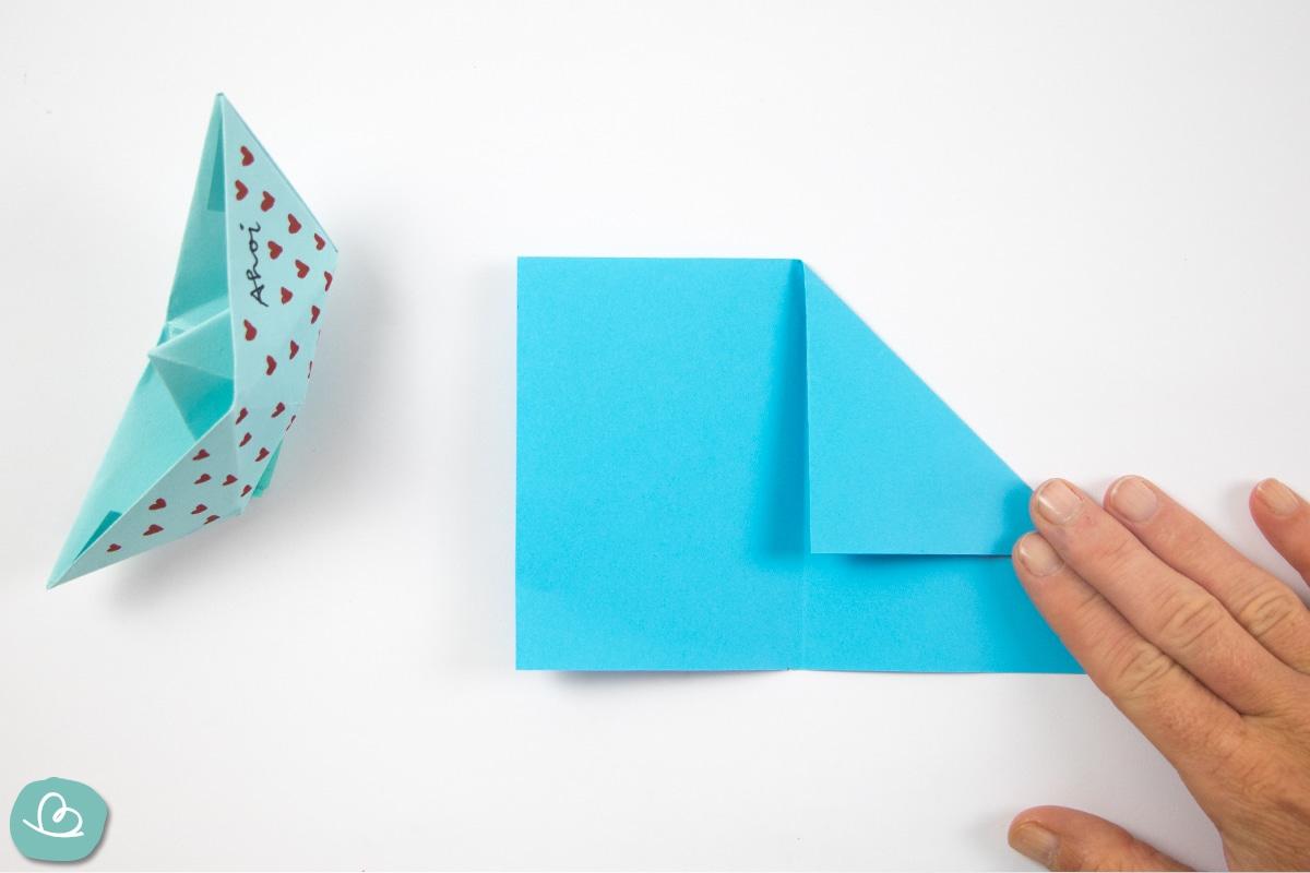 Papiercken falten