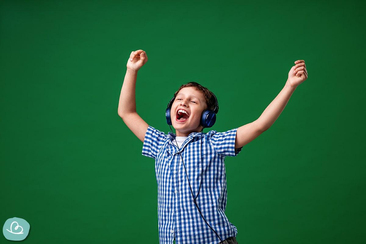 Lieder singen Aufgaben zur Schatzsuche