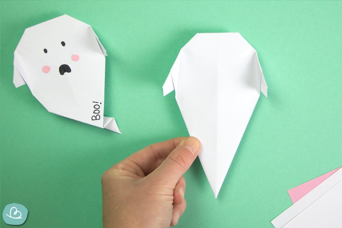 Origami Gespenst