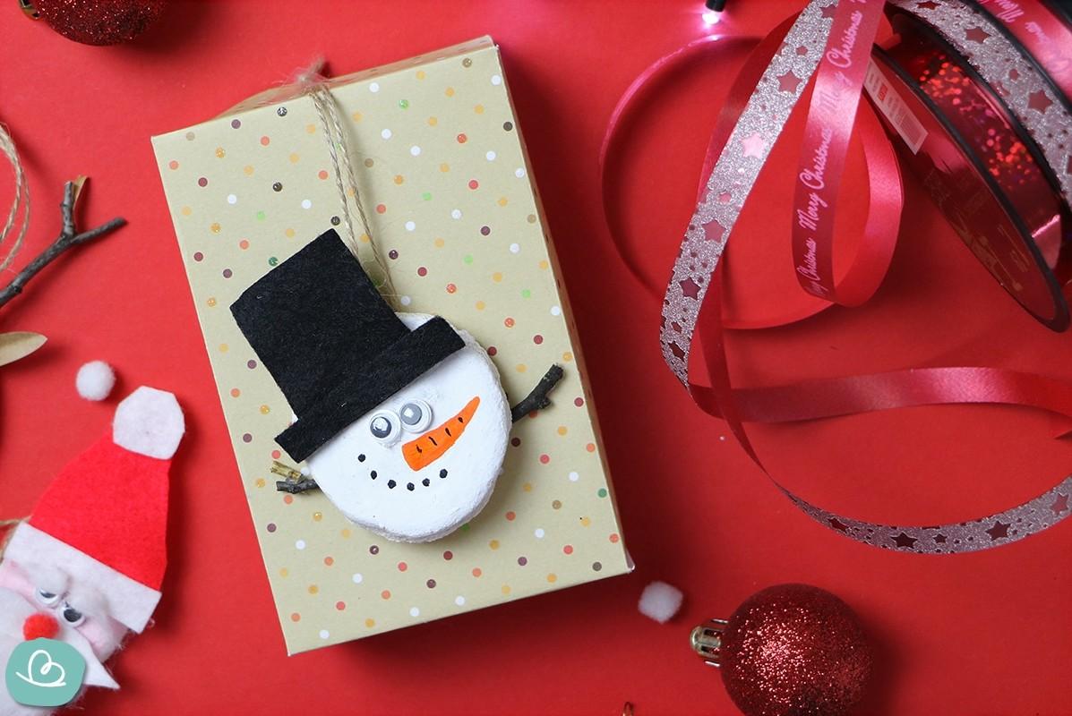 Basteln mit Salzteig Weihnachten