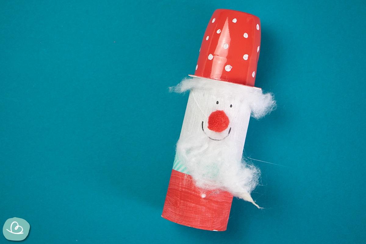 Klopapier Weihnachtsmann