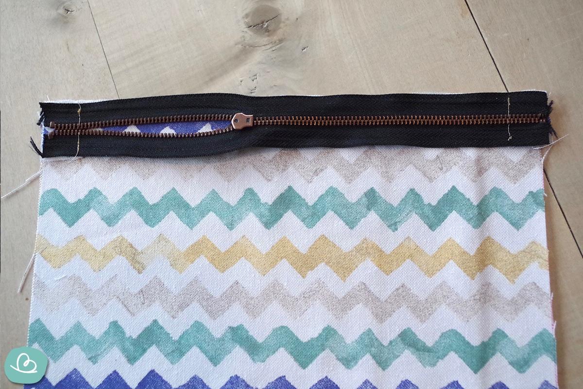 Tasche mit Reißverschluss