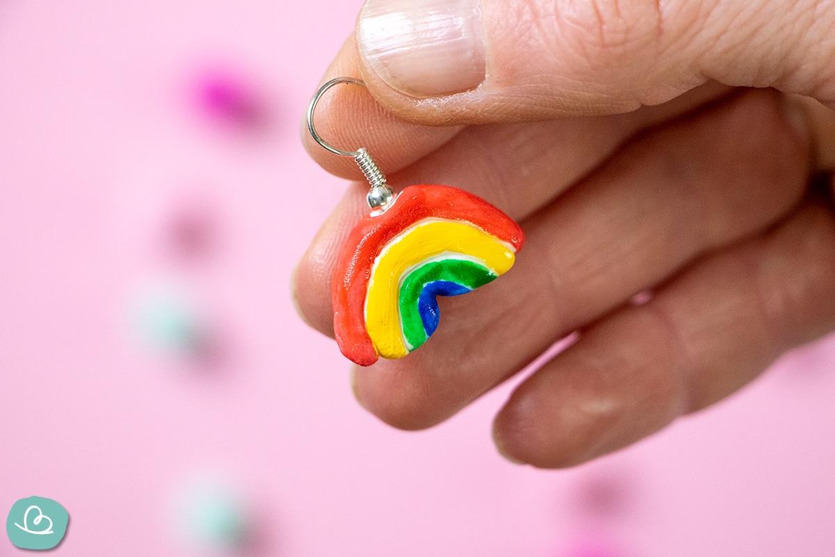 Regenbogen Ohrringe