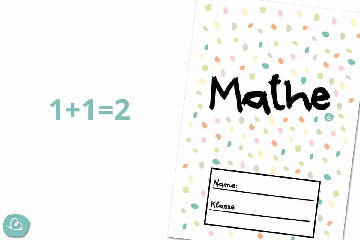 Mathematik Druckvorlage