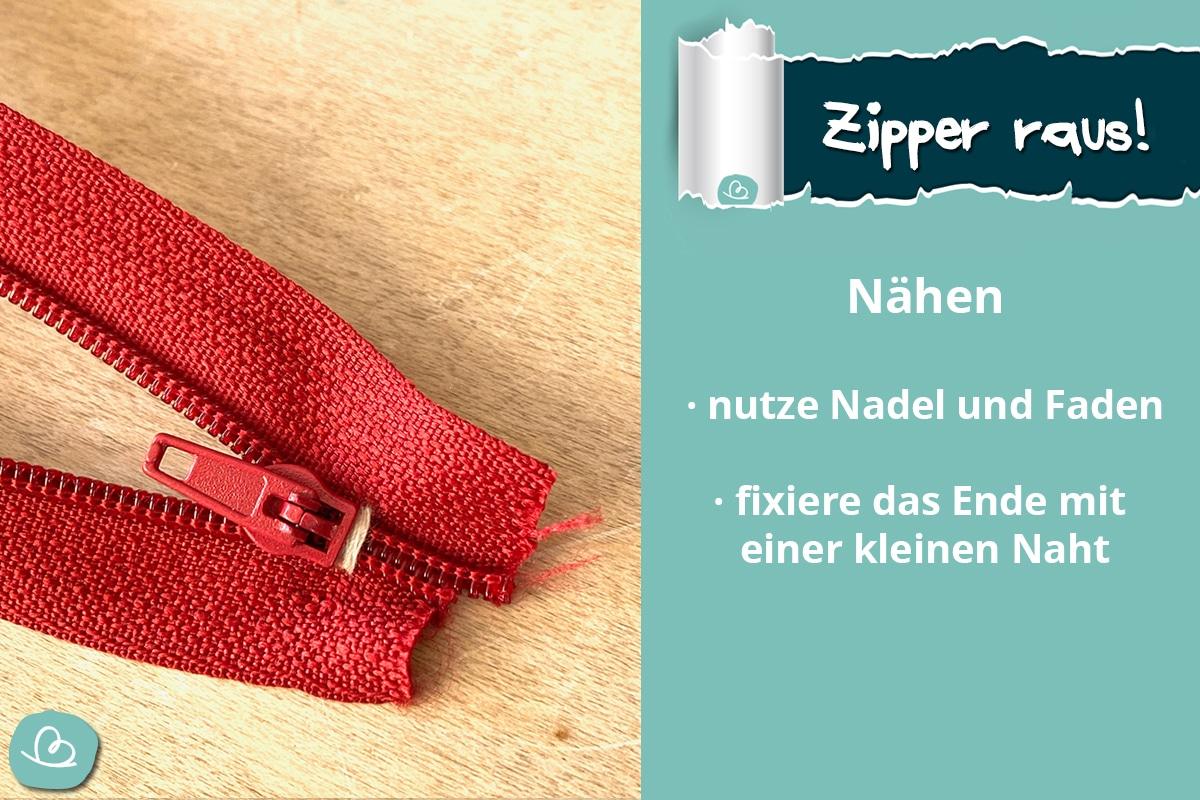 Reißverschluss Zipper