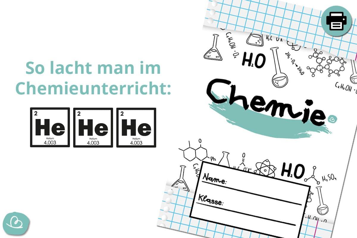 PDF Vorlage für Chemieunterricht.