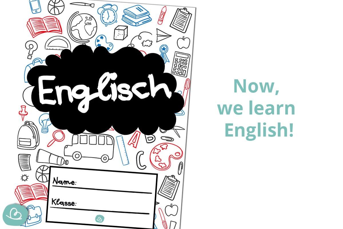 Druckvorlage für Englisch Unterricht.