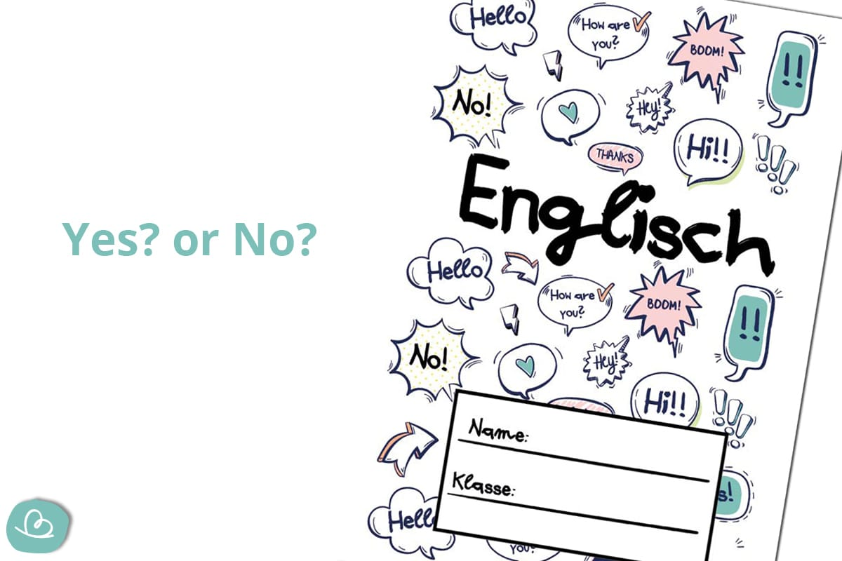 Deckblatt Englisch
