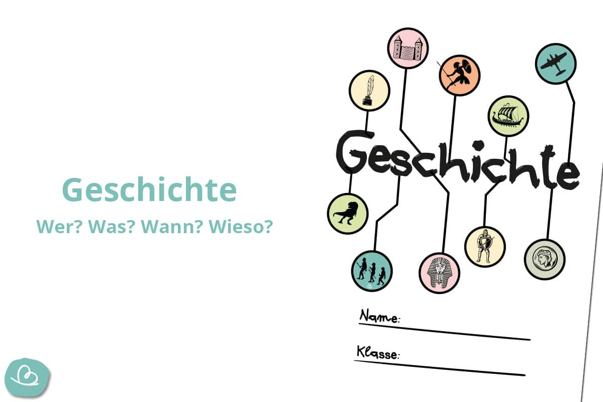 Deckblatt für Geschichte.