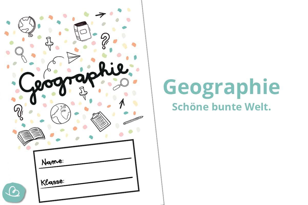 Deckblatt Geographie
