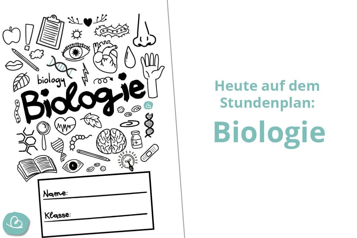 Deckblatt für Biologie