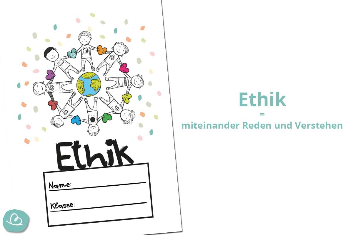 Deckblätter für Ethik in der Grundschule