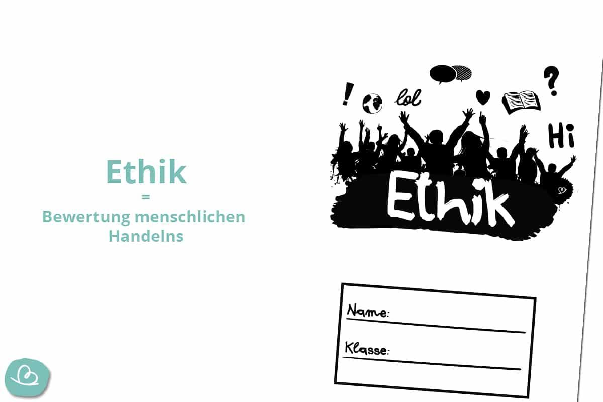 Deckblatt für Ethik