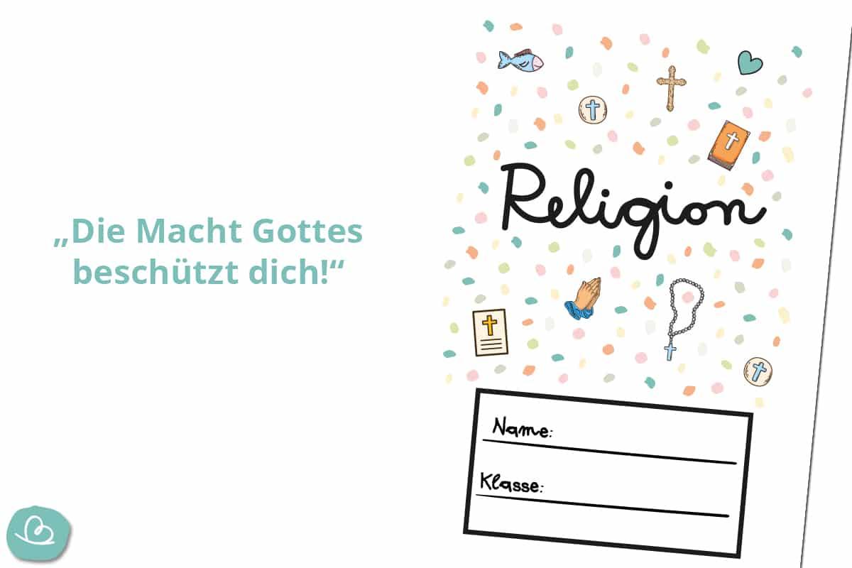 Deckblatt für Religion