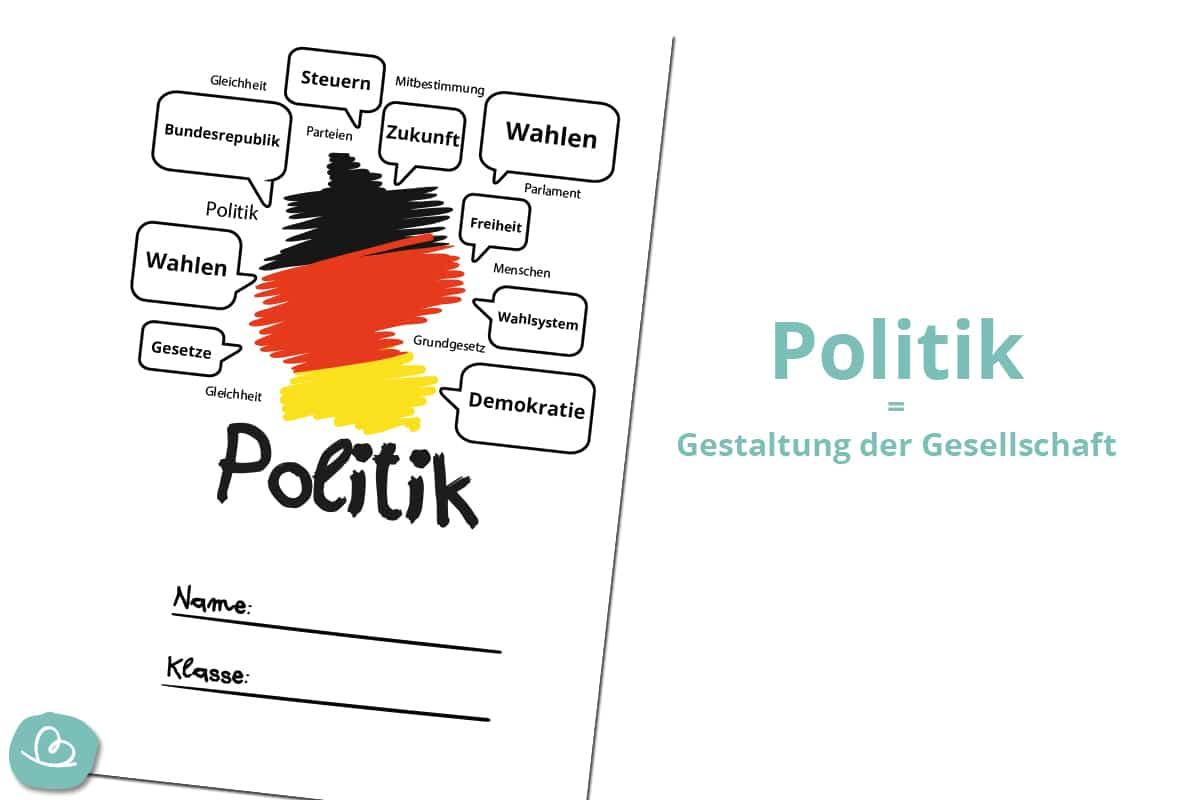 Deckblatt Politikwissenschaften