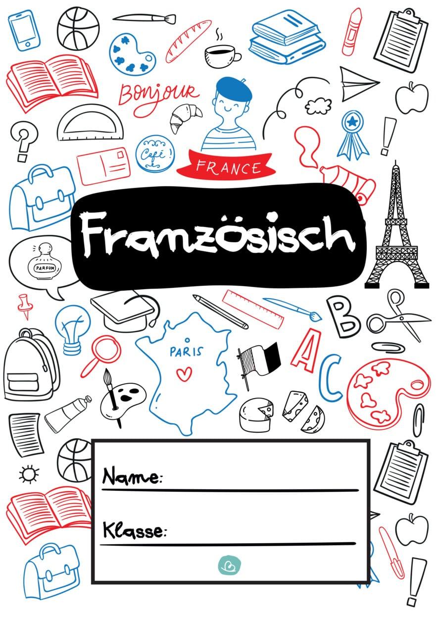 Deckblatt für Schule und Freizeit