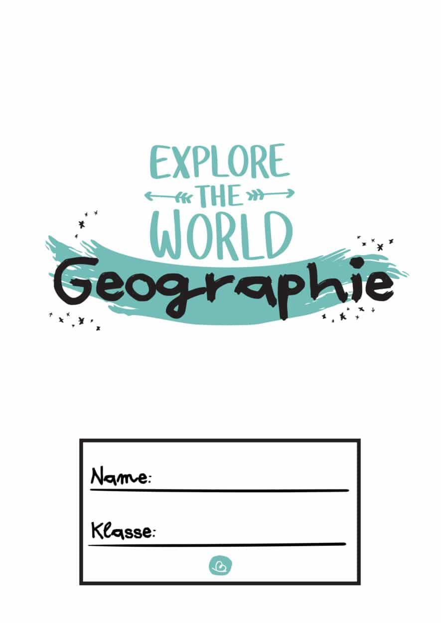 Explore the World Deckblatt