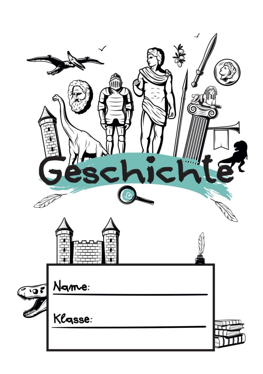 Geschichte Deckblatt