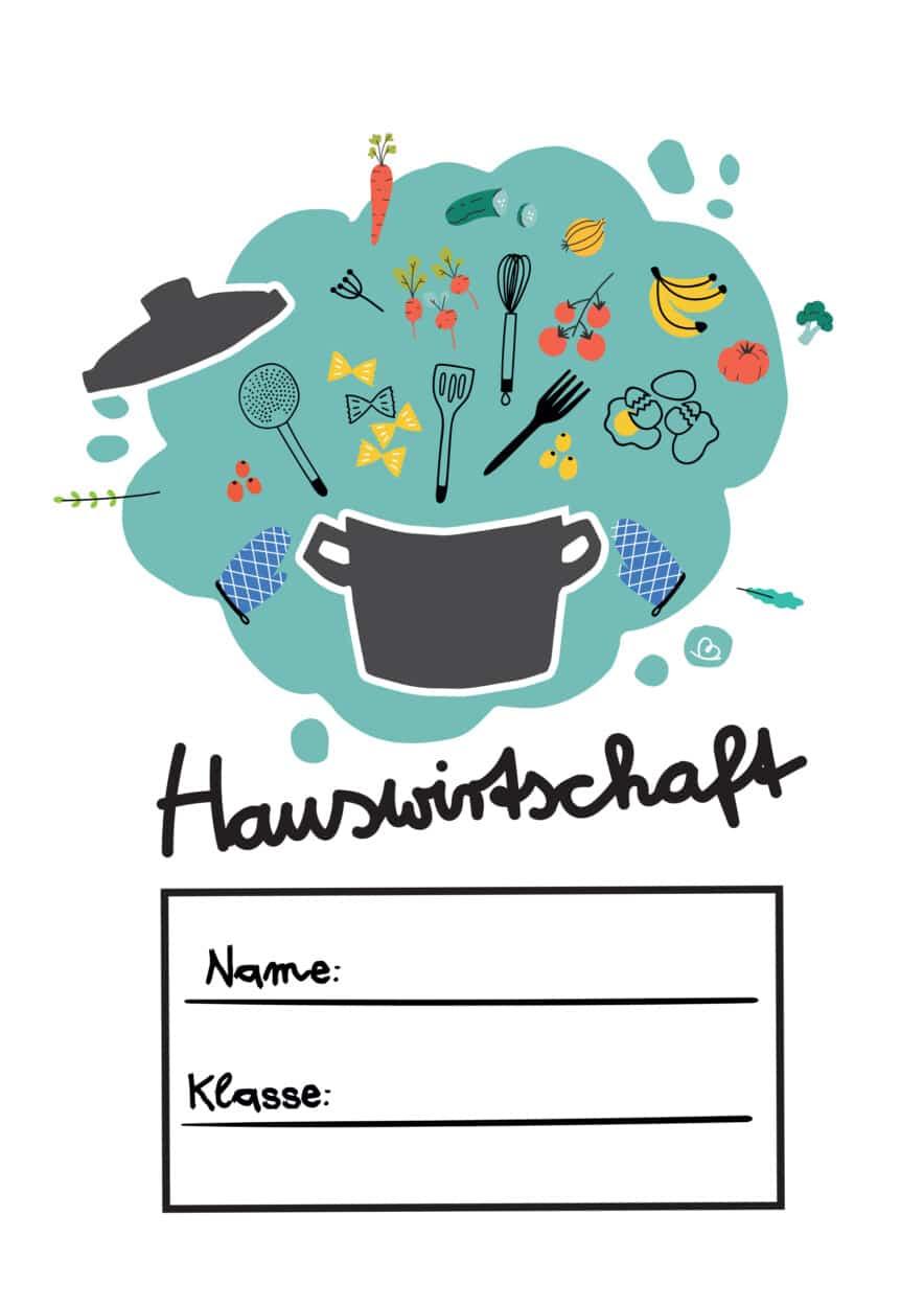 Deckblatt für Hauswirtschaft