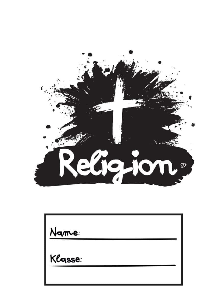 Religionsdeckblatt