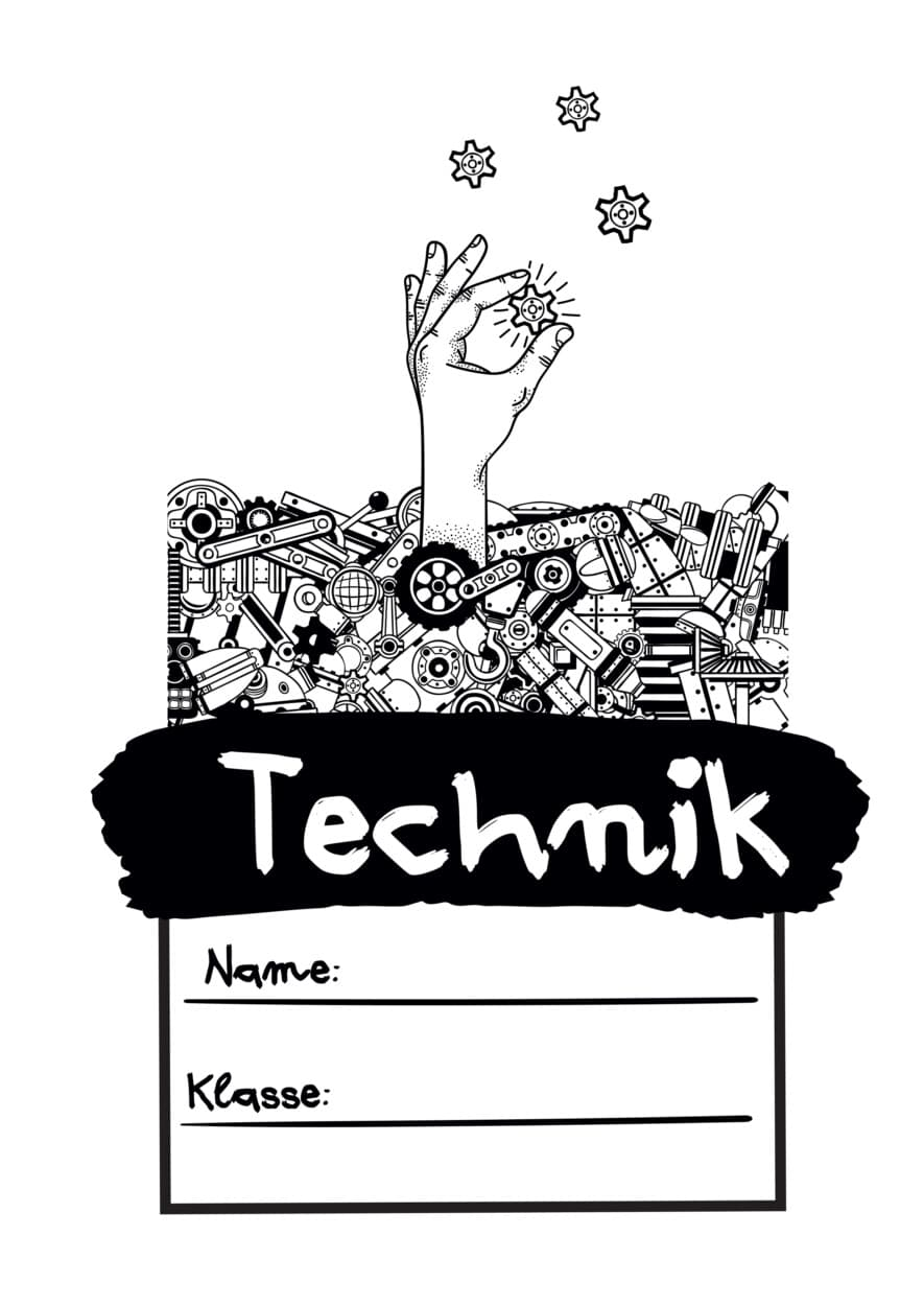 Deckblatt für Technik
