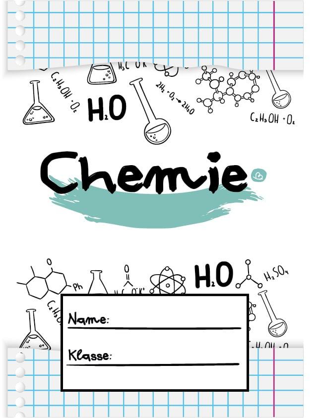 Chemie Deckblatt