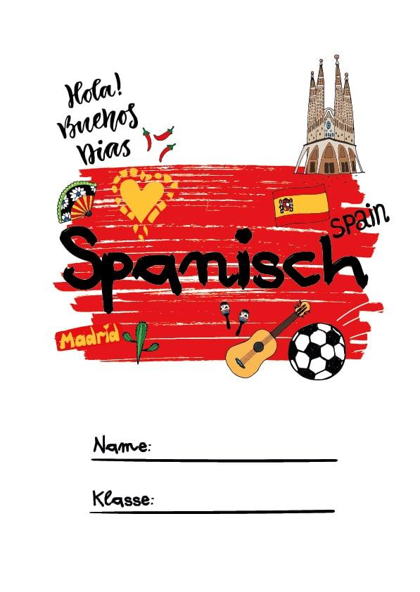 Deckblatt Spanisch