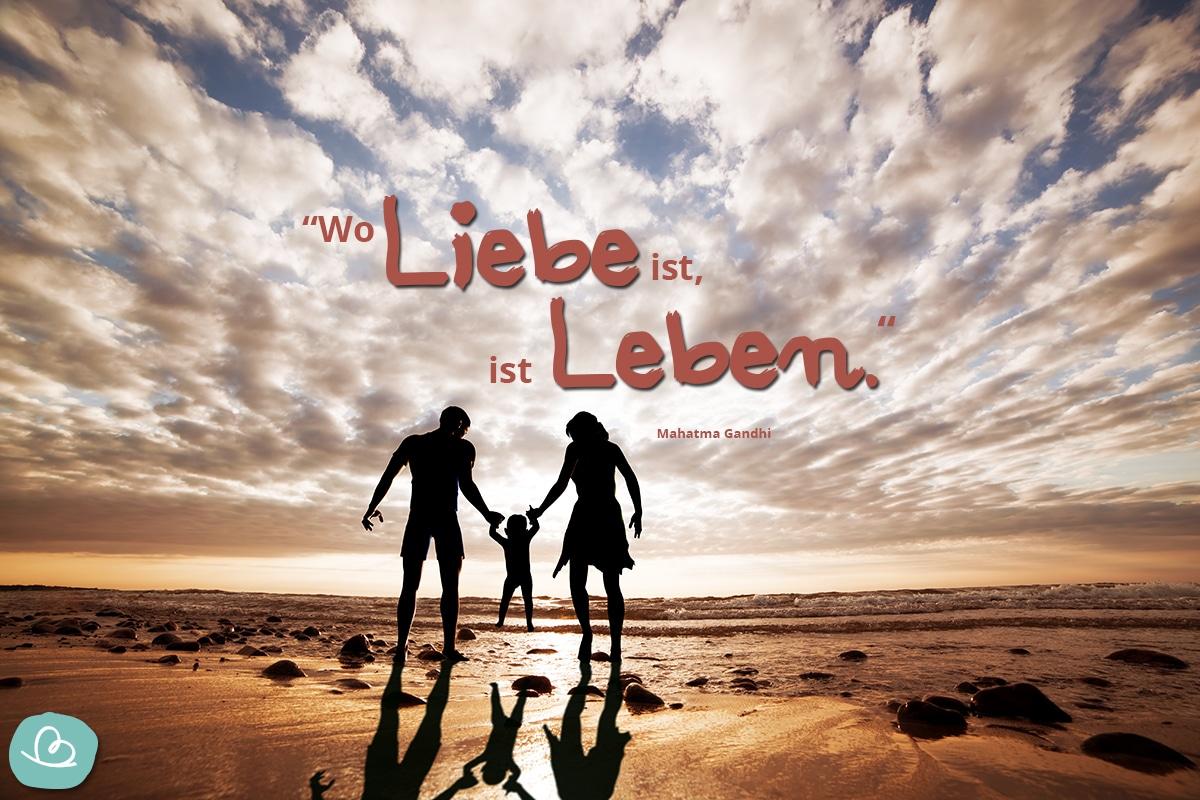 Wo Liebe ist, ist Leben!