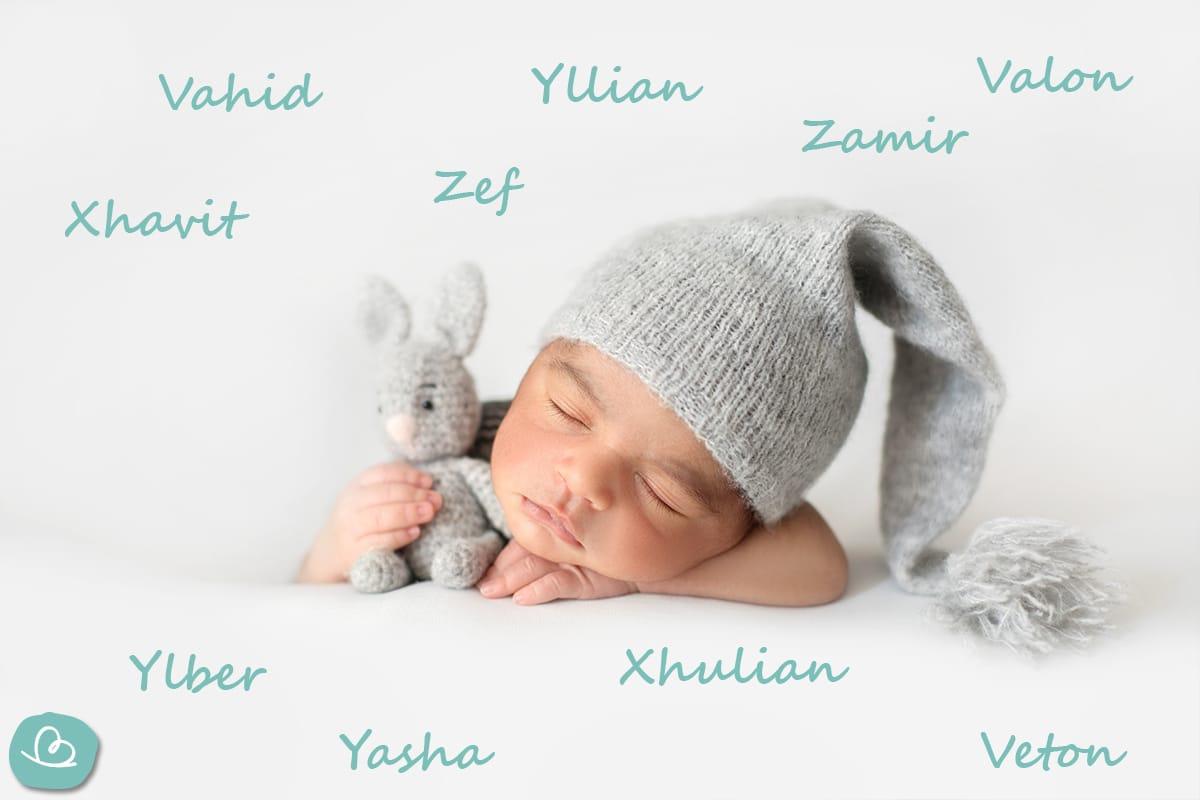 Jungennamen von U-Z aus Albanien