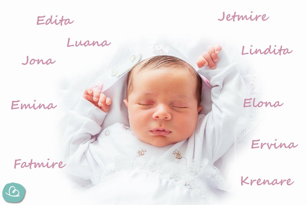 Mädchennamen albanisch