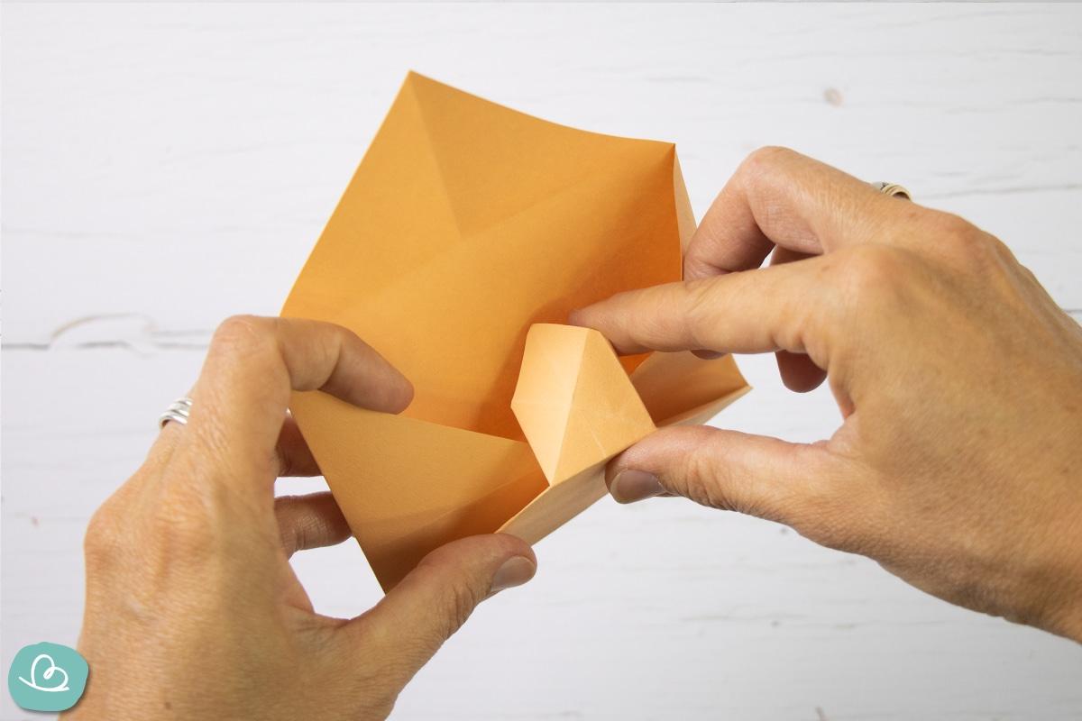 Papierlasche