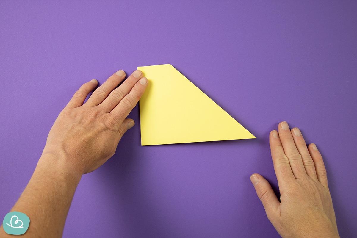 Knalltüte aus Papier falten