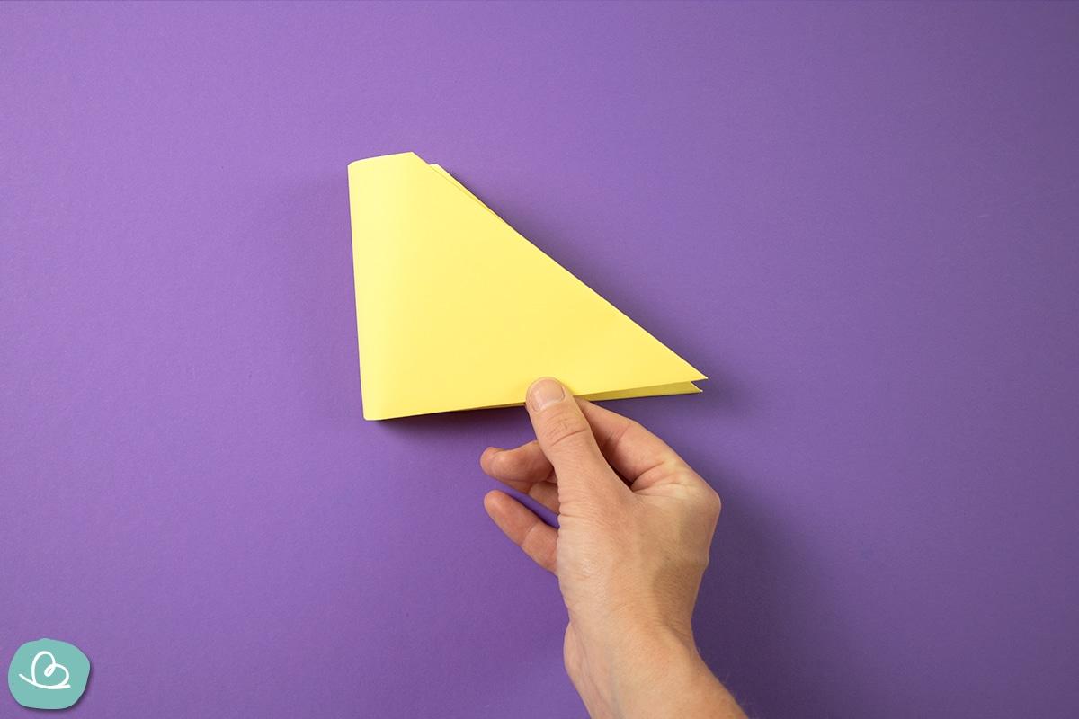 A4 Papier falten
